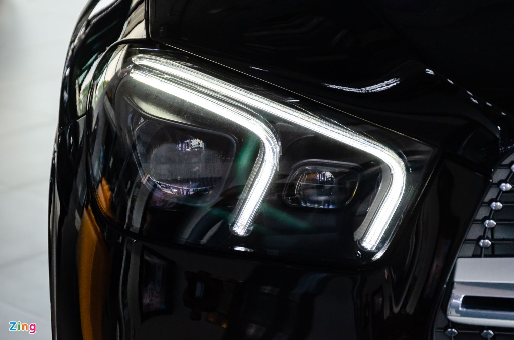 Mercedes GLE xe SUV 7 cho anh 4