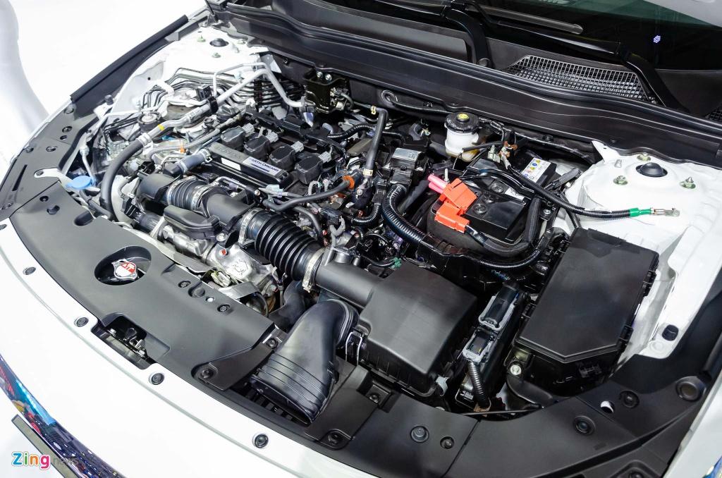 Honda Accord 2019 chot gia hon 1,3 ty tai Viet Nam hinh anh 9