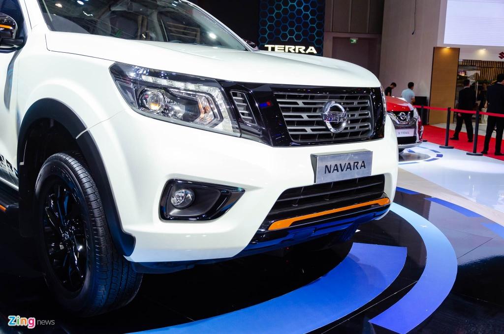 Nissan Navara ban dac biet anh 4