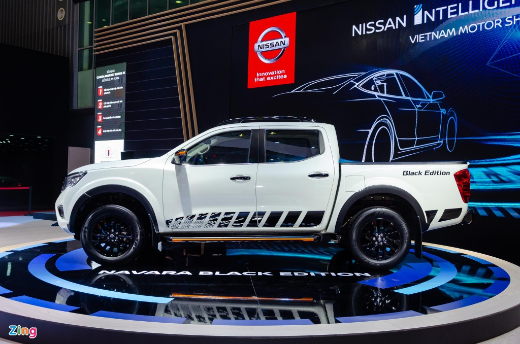 Nissan Navara ban dac biet anh 2