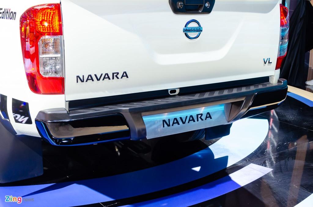 Nissan Navara ban dac biet anh 10