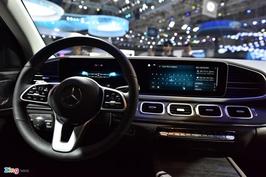 Mercedes GLE 2019 nhap tu My gia 4,369 ty tai Viet Nam hinh anh 6