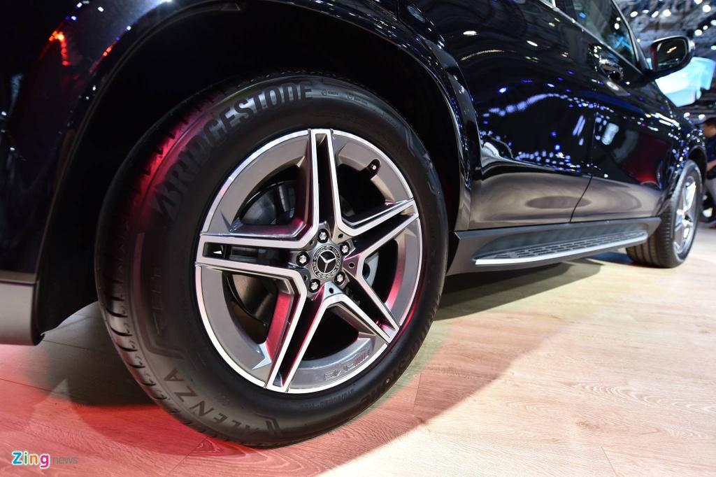 Mercedes GLE 2019 nhap tu My gia 4,369 ty tai Viet Nam hinh anh 5
