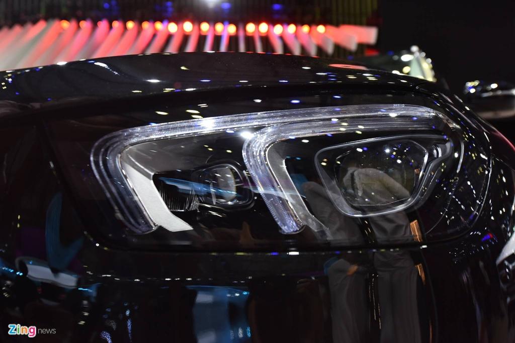 Mercedes GLE 2019 nhap tu My gia 4,369 ty tai Viet Nam hinh anh 3