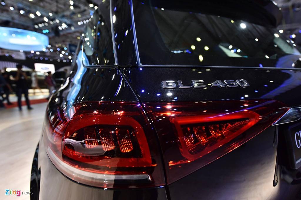 Mercedes GLE 2019 nhap tu My gia 4,369 ty tai Viet Nam hinh anh 4