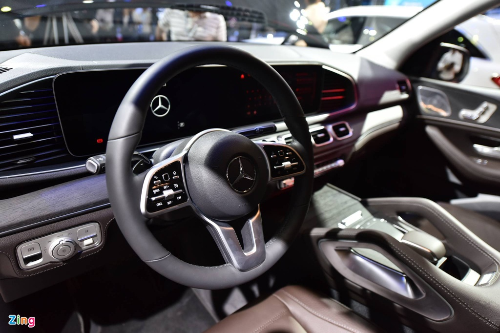 Mercedes GLE 2019 nhap tu My gia 4,369 ty tai Viet Nam hinh anh 8