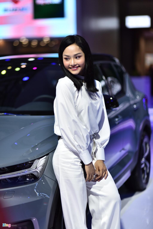 Miu Le xuat hien tai Vietnam Motor Show 2019 hinh anh 2