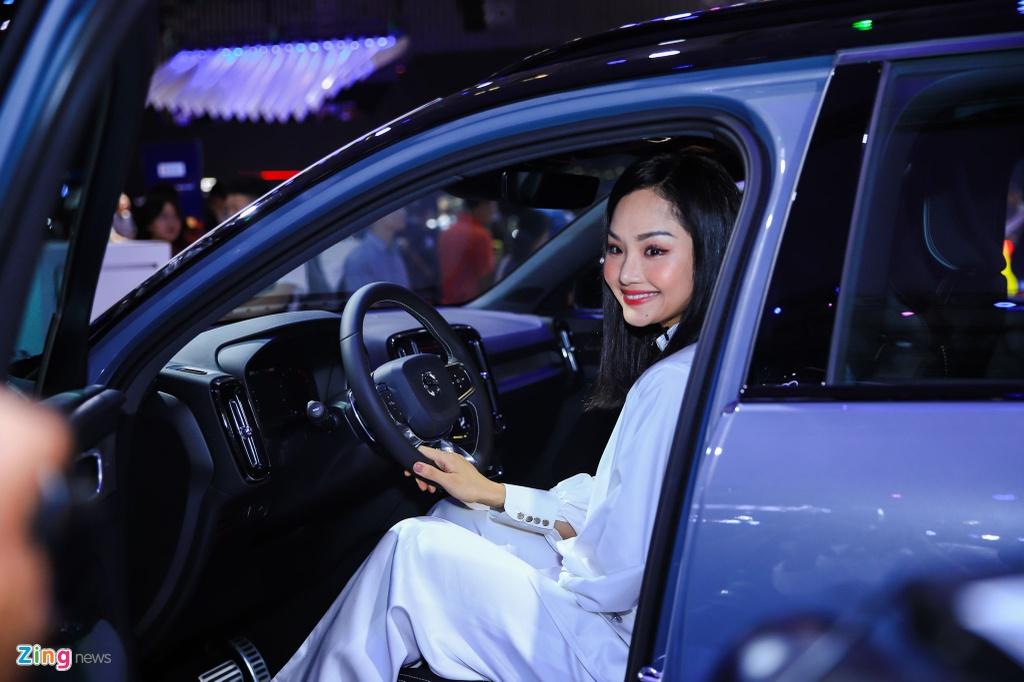 Miu Le xuat hien tai Vietnam Motor Show 2019 hinh anh 3