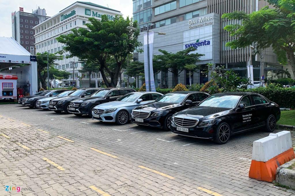 Bai binh bo tran ban xe o Vietnam Motor Show 2019 hinh anh 3