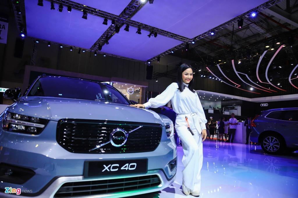 Miu Le xuat hien tai Vietnam Motor Show 2019 hinh anh 6