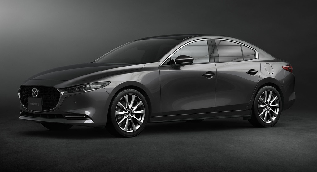 Mazda3 2020 sap ban va nhung chi tiet chi co tai Viet Nam hinh anh 1