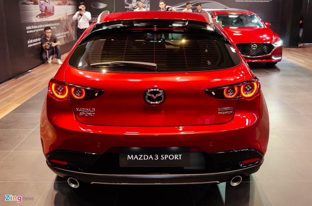 Mazda3 2020 sap ban va nhung chi tiet chi co tai Viet Nam hinh anh 7