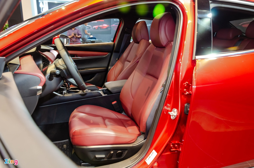 Mazda3 2020 sap ban va nhung chi tiet chi co tai Viet Nam hinh anh 9