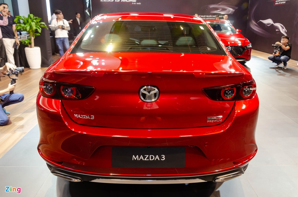 Mazda3 2020 sap ban va nhung chi tiet chi co tai Viet Nam hinh anh 5
