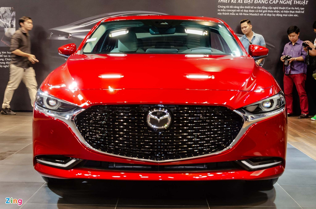 Mazda3 2020 sap ban va nhung chi tiet chi co tai Viet Nam hinh anh 11