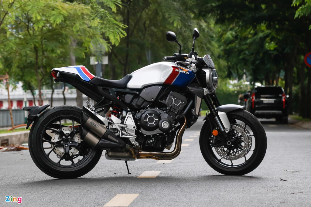 Diem danh 4 mau moto Neo Sports Cafe cua Honda tai Viet Nam hinh anh 1