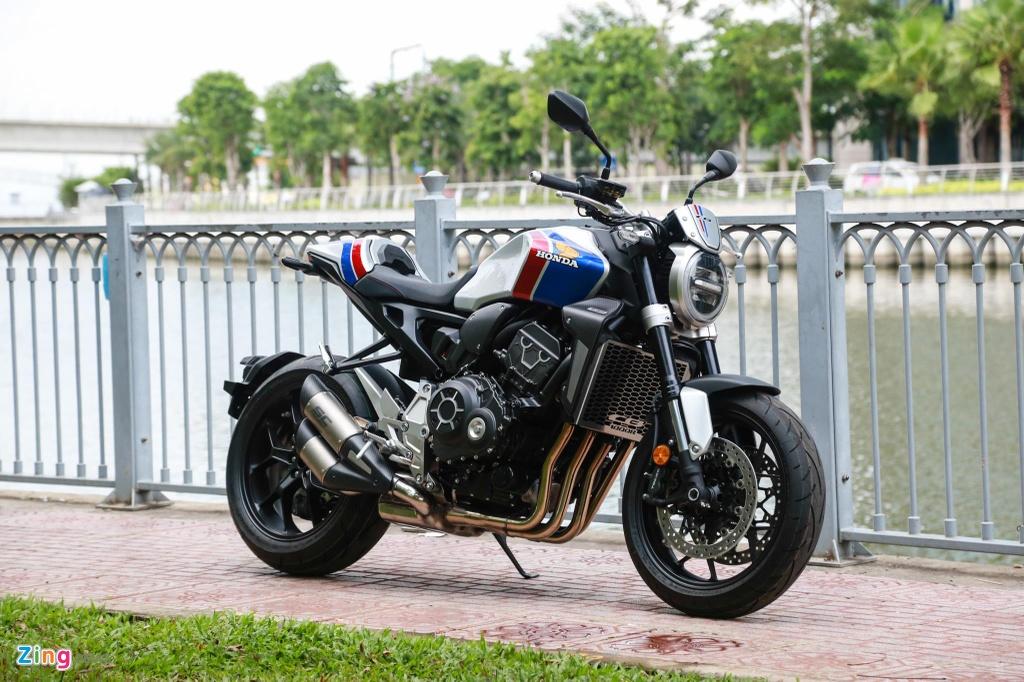 Diem danh 4 mau moto Neo Sports Cafe cua Honda tai Viet Nam hinh anh 11