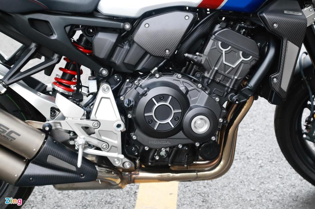 Diem danh 4 mau moto Neo Sports Cafe cua Honda tai Viet Nam hinh anh 13