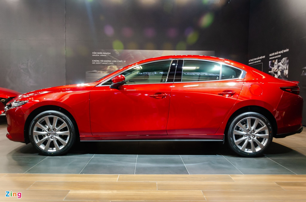 Mazda3 2020 o Viet Nam chot gia tu 719 den 939 trieu dong hinh anh 3