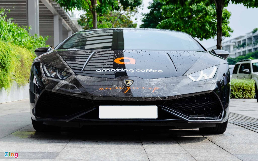 sieu xe Lamborghini Huracan anh 5