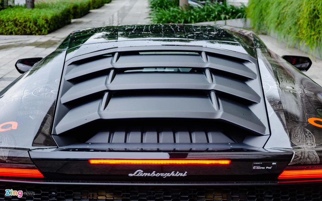 sieu xe Lamborghini Huracan anh 12