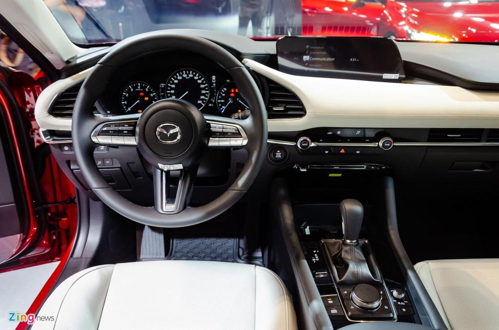 Mua sedan hang C voi 900 trieu - chon Mazda3 hay Honda Civic? hinh anh 14