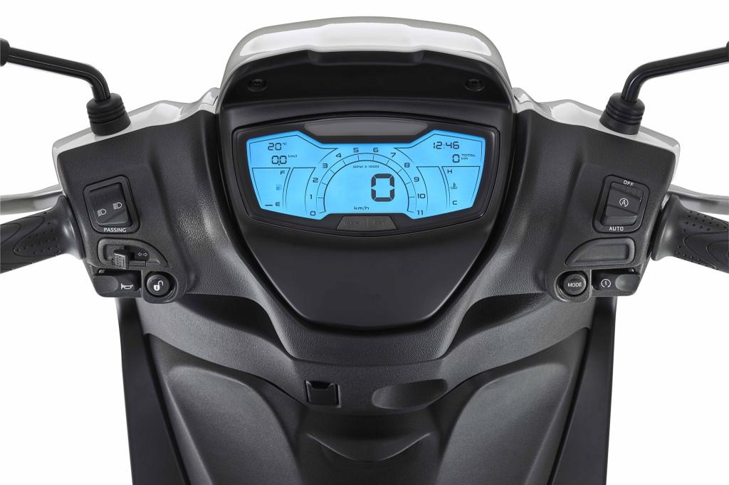 Honda SH 2020 vs. Piaggio Medley 2020 hinh anh 7