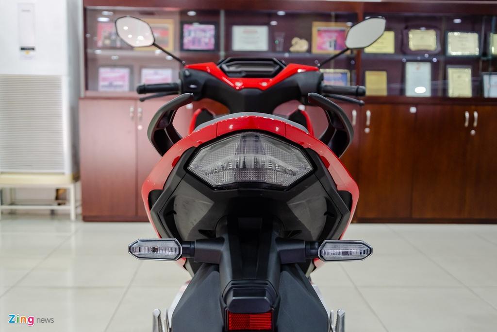 Honda Winner X lay cam hung tu moto dua, gia 50 trieu dong hinh anh 6