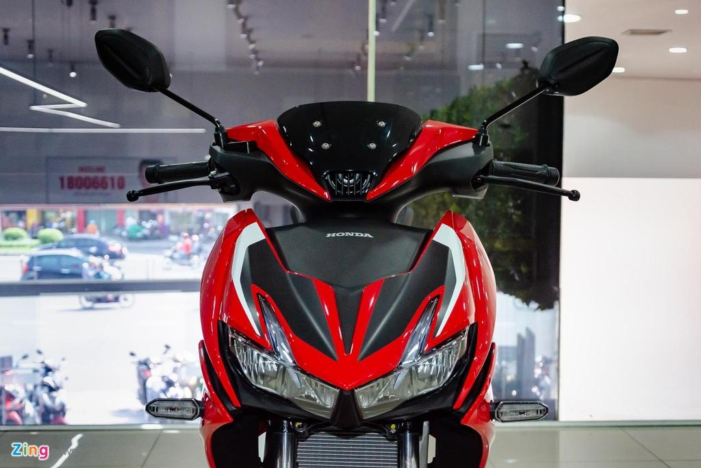 Honda Winner X lay cam hung tu moto dua, gia 50 trieu dong hinh anh 5