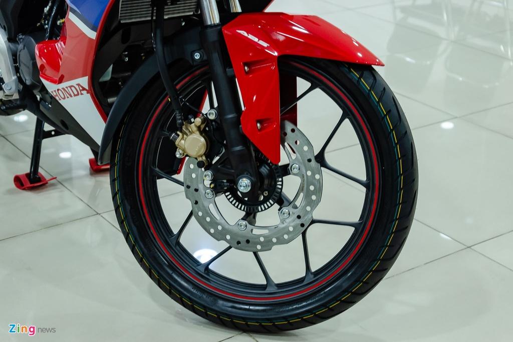 Honda Winner X lay cam hung tu moto dua, gia 50 trieu dong hinh anh 9