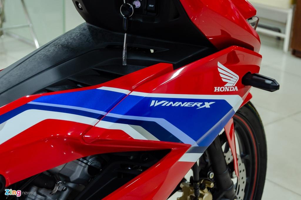Honda Winner X lay cam hung tu moto dua, gia 50 trieu dong hinh anh 7
