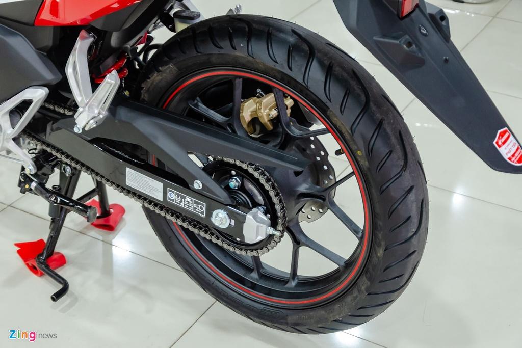 Honda Winner X lay cam hung tu moto dua, gia 50 trieu dong hinh anh 11
