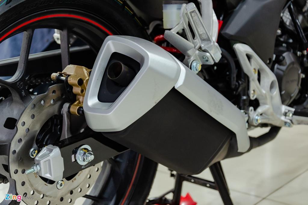 Honda Winner X lay cam hung tu moto dua, gia 50 trieu dong hinh anh 12
