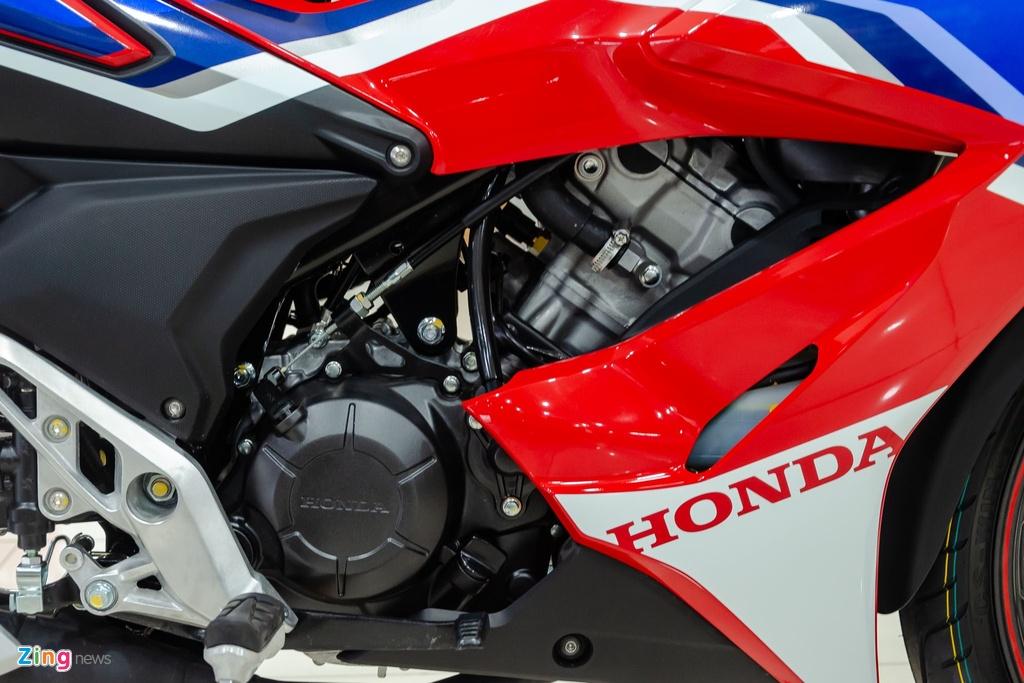 Honda Winner X lay cam hung tu moto dua, gia 50 trieu dong hinh anh 16
