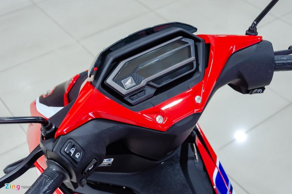 Honda Winner X lay cam hung tu moto dua, gia 50 trieu dong hinh anh 14