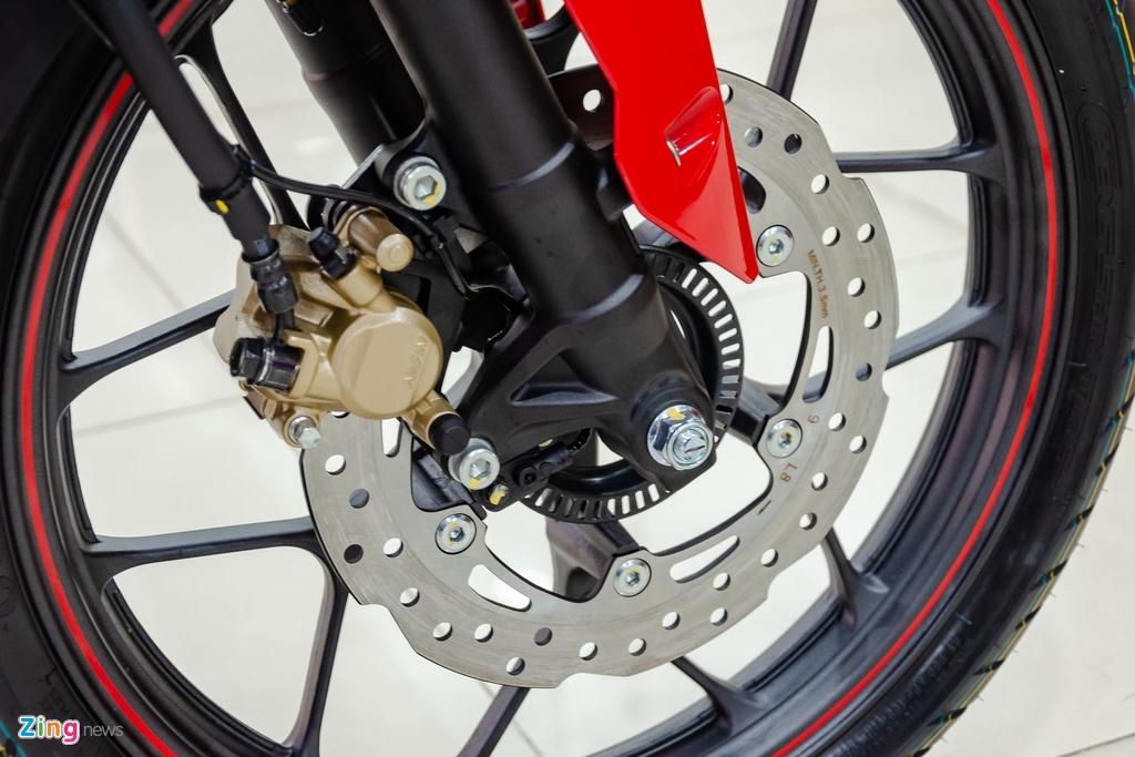 Honda Winner X lay cam hung tu moto dua, gia 50 trieu dong hinh anh 10