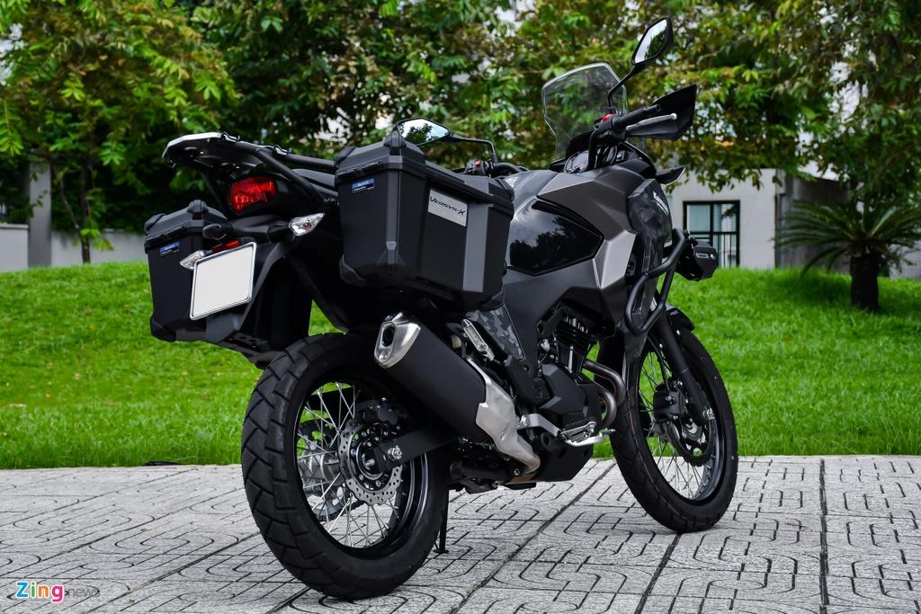 Kawasaki Versys 300 Tourer anh 3