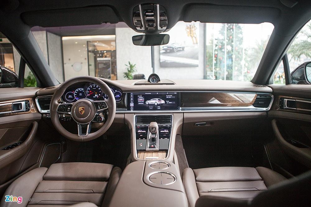 gia xe Porsche Panamera anh 8
