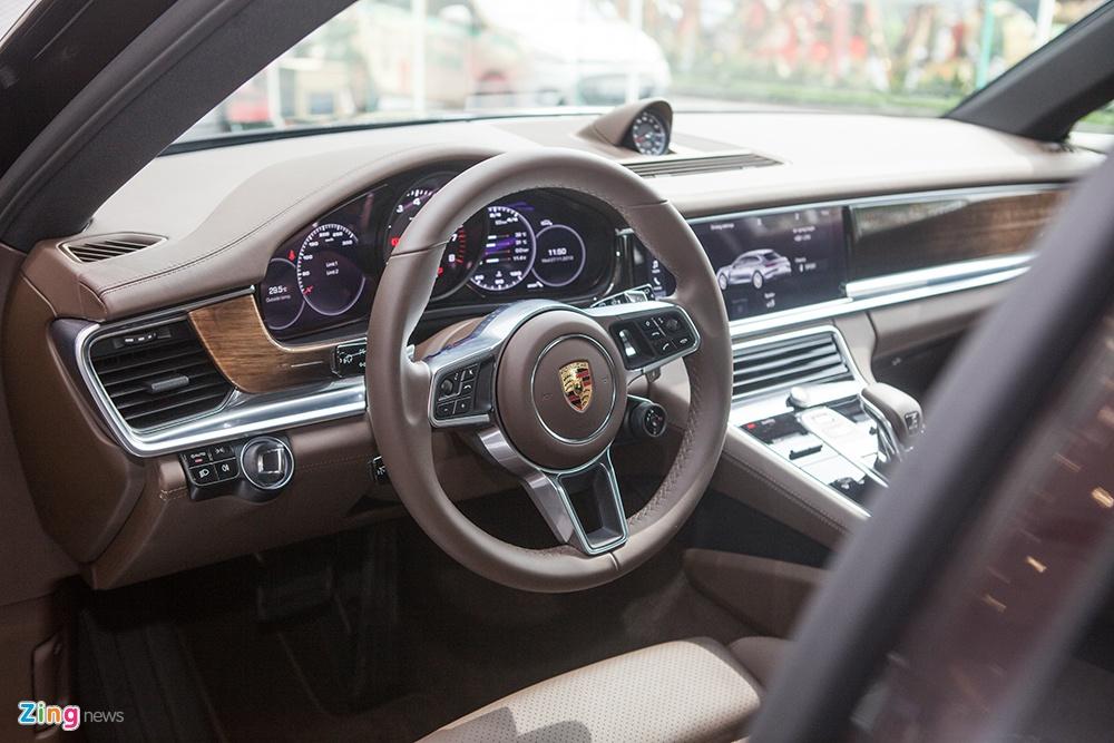 gia xe Porsche Panamera anh 11
