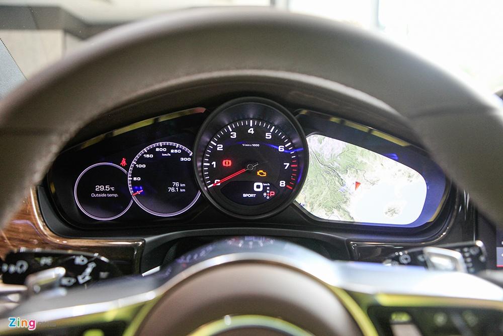 gia xe Porsche Panamera anh 13