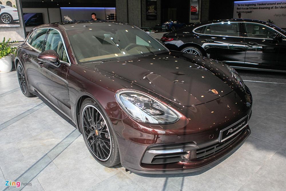 gia xe Porsche Panamera anh 3