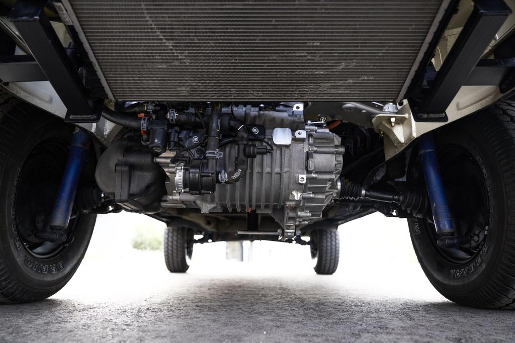 Volkswagen nang cap minivan co thanh xe dien hinh anh 5
