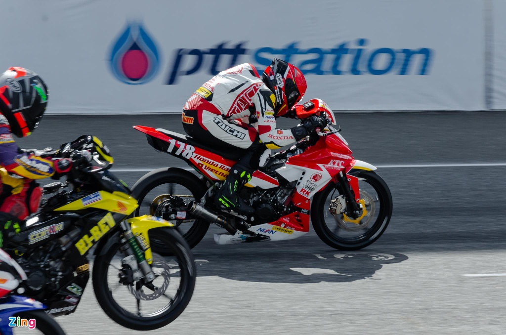 Honda Winner 150 tham gia giai dua chau A co gi dac biet? hinh anh 17
