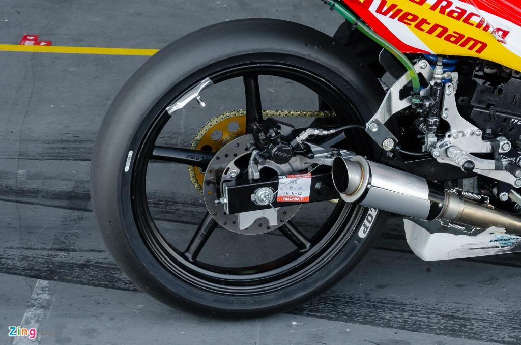 Honda Winner 150 tham gia giai dua chau A co gi dac biet? hinh anh 13 Honda_Winner_ARRC_Zing_(12).jpg