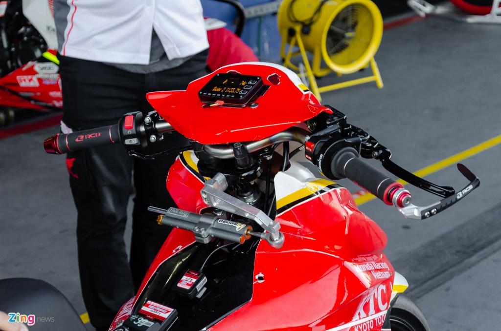 Honda Winner 150 tham gia giai dua chau A co gi dac biet? hinh anh 6 Honda_Winner_ARRC_Zing_(15).jpg