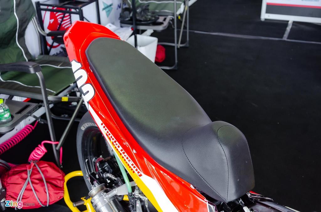 Honda Winner 150 tham gia giai dua chau A co gi dac biet? hinh anh 11 Honda_Winner_ARRC_Zing_(5).jpg