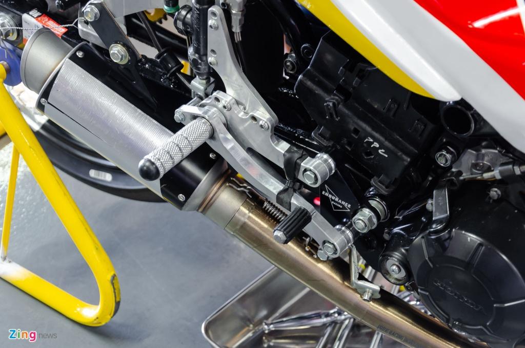 Honda Winner 150 tham gia giai dua chau A co gi dac biet? hinh anh 12