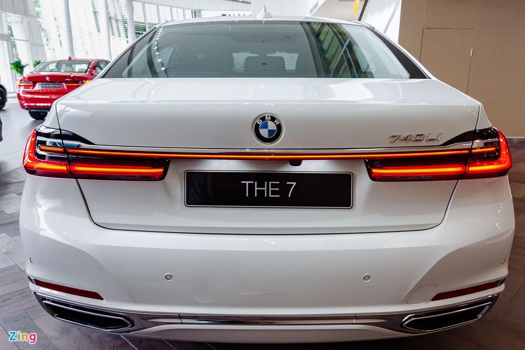 BMW 740Li 2020 gia 5,6 ty dong o Viet Nam, doi thu Mercedes S-Class hinh anh 11