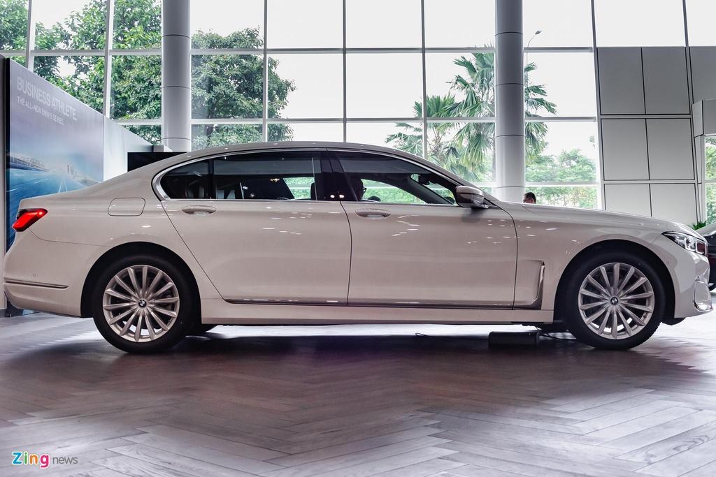 BMW 740Li 2020 gia 5,6 ty dong o Viet Nam, doi thu Mercedes S-Class hinh anh 8