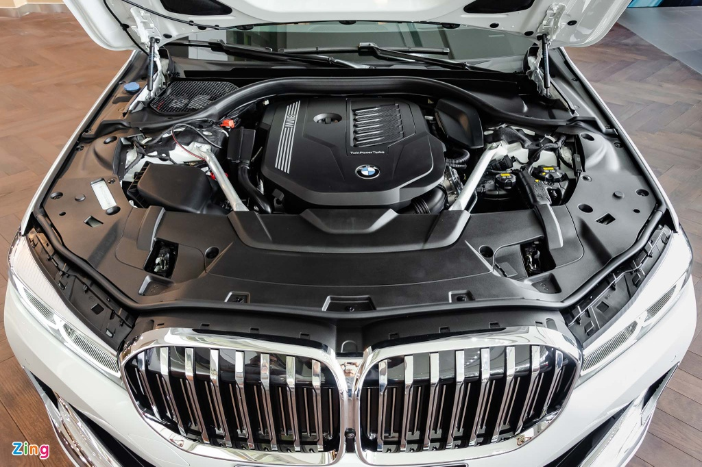 BMW 740Li 2020 gia 5,6 ty dong o Viet Nam, doi thu Mercedes S-Class hinh anh 30